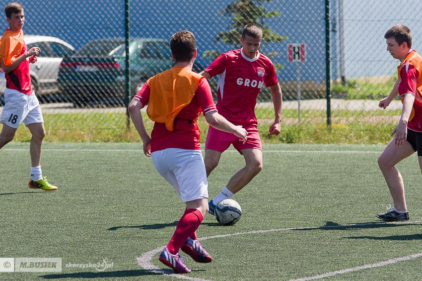 SC2016: Turniej Piłki Nożnej