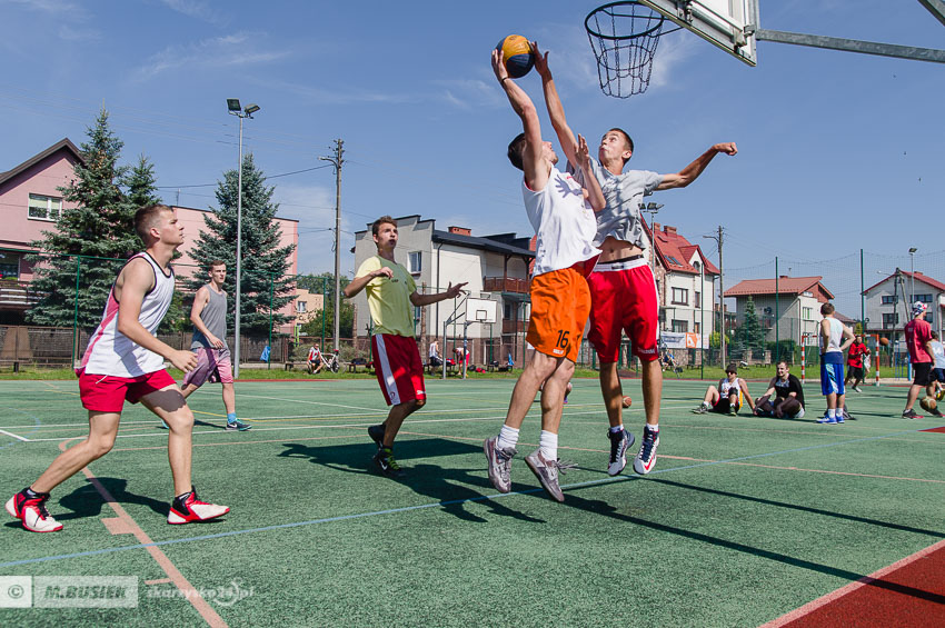 SC2016: Turniej Streetball Challenge