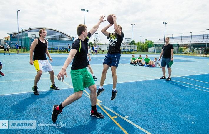 SC2014: I Turniej Streetball Challenge