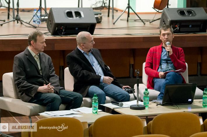 """Debata historyczna """"Ewolucja Przestrzeni Miejskiej Miasta Skarżysko-Kamienna"""""""