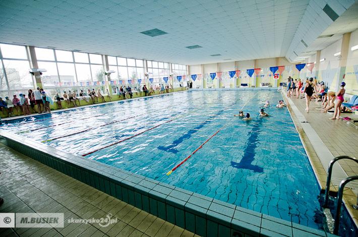 Mikołajkowy Turniej Pływacki