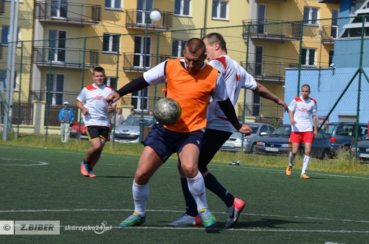 SC2014: Turniej Piłki Nożnej