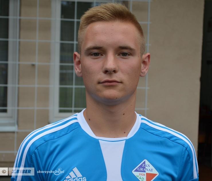 Dominik Wolski. Jakub Lisowski - 37